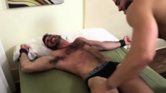 Young guys feet cock ass balls gay xxx Billy & Ricky In